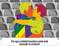 Ilustrações VICE.com   Homofobia no Futebol