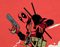 Deadpool - Fan Art