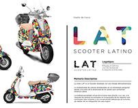 Concurso Zanella Scooter Latino - Primer Premio