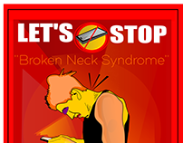 LET'S STOP ''Broken Neck Syndrome ''