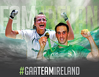 GAA Handball Team Ireland Worlds 2015