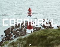 CORNWALL - FREE BLOCKY SANS SERIF FONT