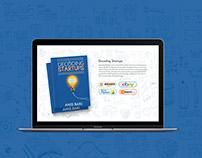 Decoding Startups-Landing Page
