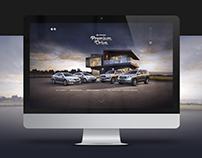 Premium Drive Toyota - Minisite Responsive