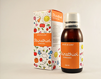 RINATHIOL / medicine package design
