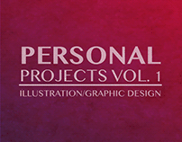 Volume 1 - Personal Projects