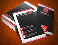 Verticia Business Card