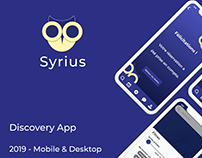 """""""Syrius"""" project"""