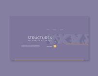 [Exploration] 62/365 - Structures