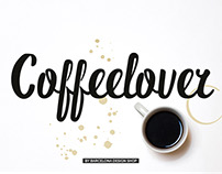 Font Coffeelover