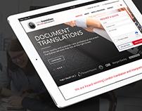 Today Translations Website