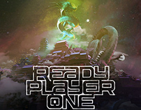 READY PLAYER ONE concept ART