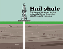 PE Magazine: Fracking Cover