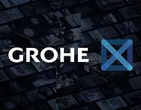 GROHE X | Digital plattform