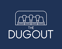 The Dugout - Logo Design