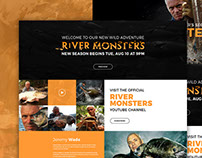 River Monsters Redesign Concept
