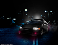 Street Racer | Photo Manipulation