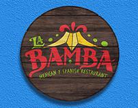 La Bamba Branding WIP