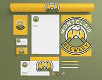 Montclair Brewery Logo&Branding