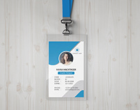 CorporateIDCard Design