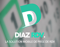 DIAZ Rdv - Mobile & Website Design