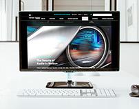 Harman Kardon Australia - Webdesign & Development