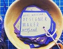 Oriel Wrecsam's The Designer Maker Project