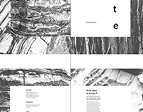 Empreinte / EDITION