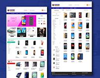 """An Ecommerce Website """"Martjen Phones Limited"""""""