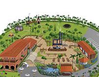 Map - Fazenda Churrascada
