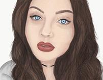 Blue-eyed J.