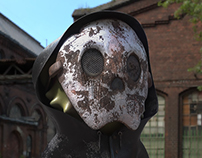 Urban Hunter / Character 3D