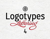 Logotypes & lettering // part 4