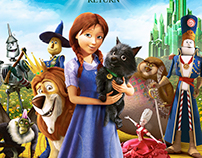 Key Art for Wizard of Oz Dorothy's Return