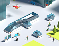 illustration for French Nationl space agency (CNES)