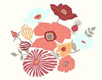 Serene Blooms