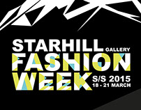 Starhill Gallery Fashion Week S/S 2015