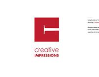 Creative Impressions logo