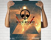 Rock Rocket - Advertising & Branding