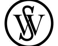 SouthWood Golf Club Member Logo Design
