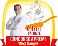 """Video web Tutto Pannocarta. Concorso """"Chef fai da te""""."""