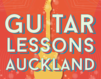 Auckland Plays Guitar