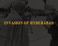 Invasion of Hyderabad