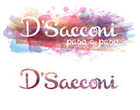 D'Sacconi Desarrollo y Posicionamiento de Marca