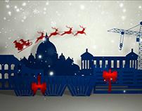 Buon Natale, Valle Giulia - corporate video