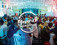 Maverick Warehouse Rebrand