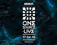 Absolut - One Source Live (unreleased)