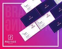 POSITIVE Agency - branding
