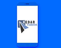 Kedar Tradelink Logo Design