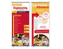 ISU Engineering Pull-Up Banners